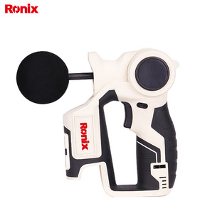 Ronix Cordless Fitness tools Deep Percussion Vibration Massage Device Muscle Massage Gun For Athletes Model 8802