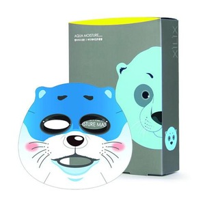 SEAL ANIMAL AQUA MOISTURE MASK K-Beauty Korean Cosmetic Beauty  Wholesale Face Mask Makeup Cosmetic Korea Cosmetic Skin Care