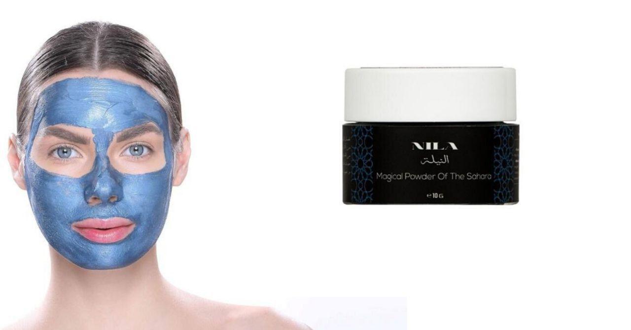 Natural Blue Nila Powder