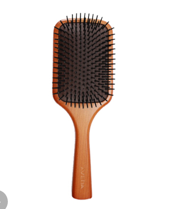 Avatar Aveda Air Comb Massage Comb with Wooden Handle