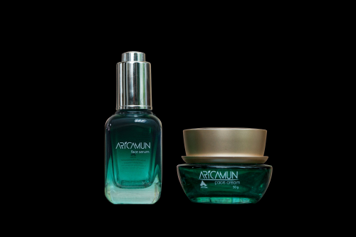 Aricamun Face Cream with Sodium hyaluronate and Squalene