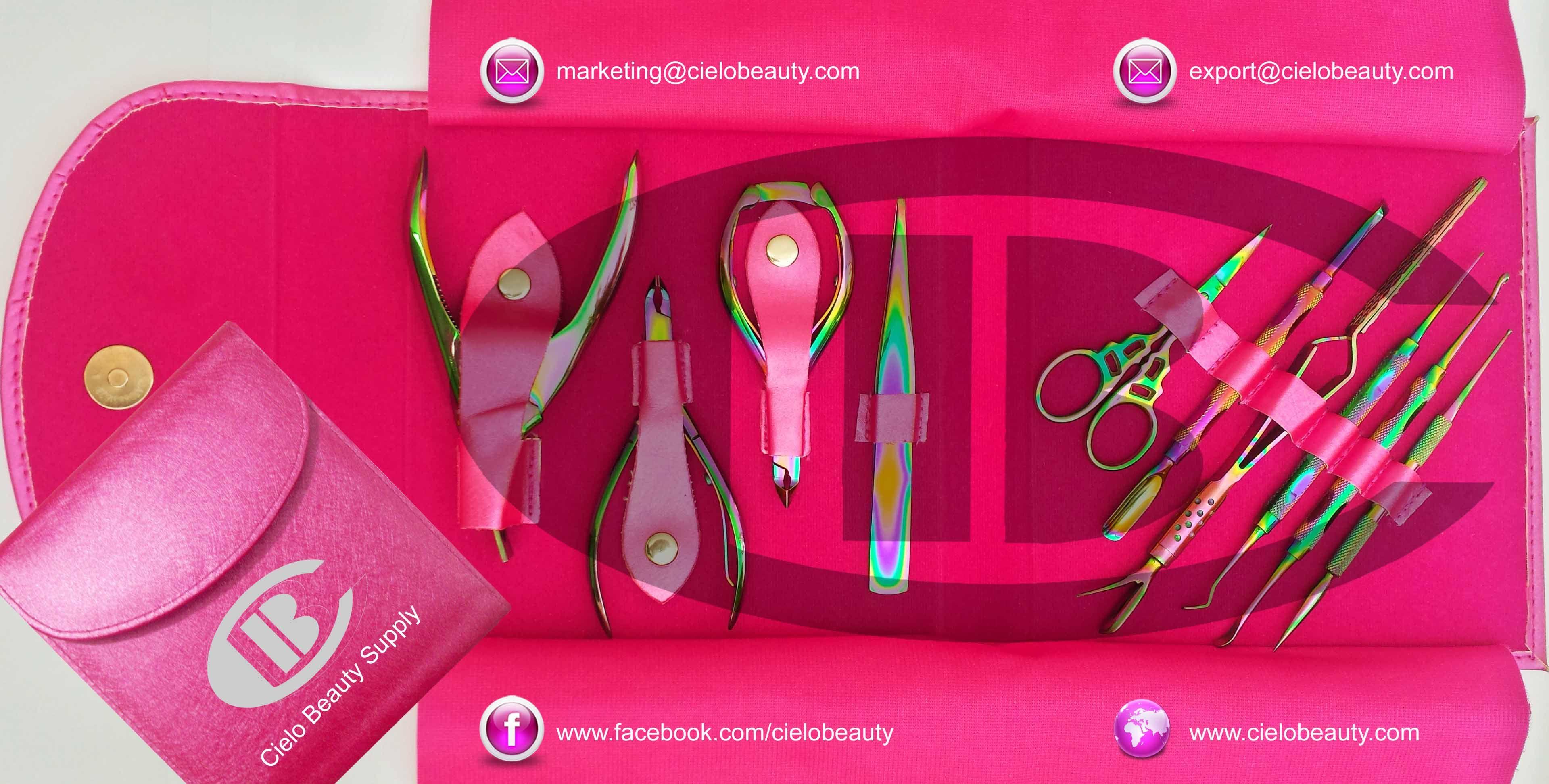 Professional Nail Artist Tools
