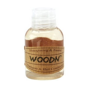 Best Hotel Guest Amenities Woodn Collection Soft Refreshing Shower Bath & Shower Gel 30 ml