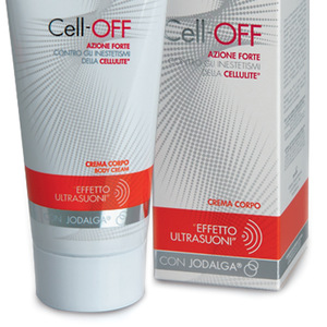 BODY CREAM CELL OFF - 200 ML