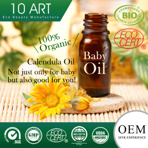 Eco-Friendly Products Organic Refined Sunflower Oil for Baby Massage Oil