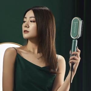 Hair Straightener Brush Hair Styling Tools Other Hair Salon Equipment Transfer Print Surface