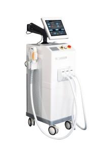 Multi-functional Shr Ipl Elight Rf Cavitation Nd yag Laser Medical Beauty Salon Equipment