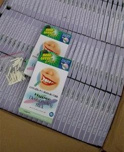 Whitening Teeth Tooth Dental Peeling Stick + 25 Pcs Eraser Teeth whitening Teeth Eraser