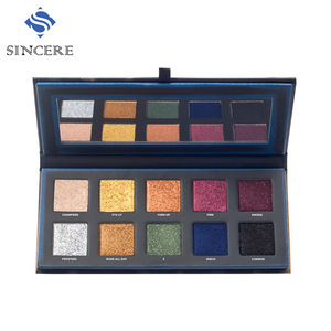 Wholesale china trade makeup products palette eye shadow
