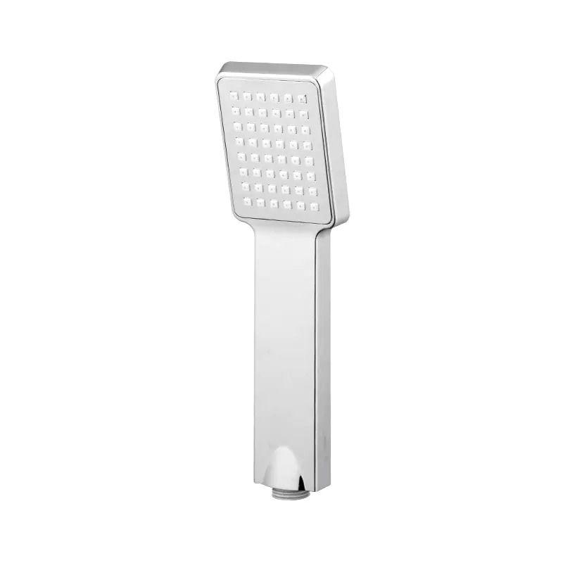 High Pressure Water Saving ABS Chrome Hand Rain Shower Head For Bathroom