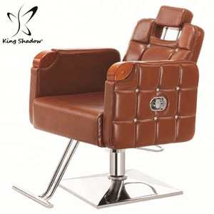 2015 new style salon styling chairs / used hair salon equipment / hair cutting chairs price guangdong china