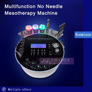 5 in 1 no needle mesotherapy beauty salon equipment