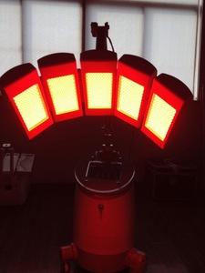 beauty led light therapy/PDT therapy skin rejuvenation machine/Omnilux led pdt