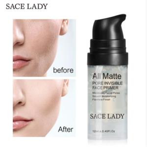 Face Primer Base Makeup Natural Matte Make Up Foundation Primer Pores Invisible Prolong Facial Oil-control Cosmetic