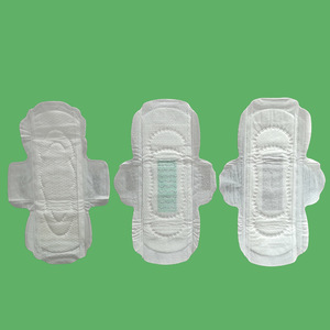 FDA factory day use night use ladies anion chip types of sanitary pads