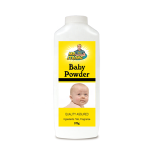 Good Performance High Level Baby Powder