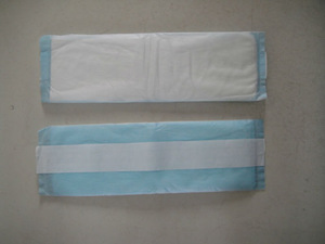High absorbency Disposable panty liner with release liner,useful and sterile popular