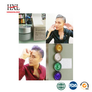 High Quality OEM Hair Styling Products Private Label Hair Color Wax