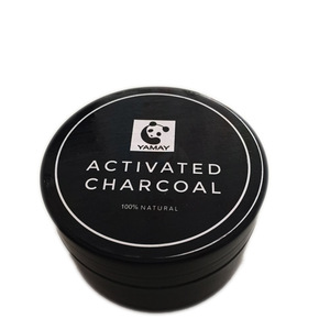Nature Coconut Shell Activated Teeth Whitening Charcoal Powder