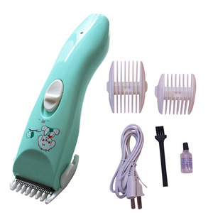professional rechargeable electric baby hair clipper trimmer