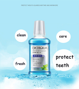 wholesale bioaqua deep cleansing remover the odor teeth protective Mouth Wash