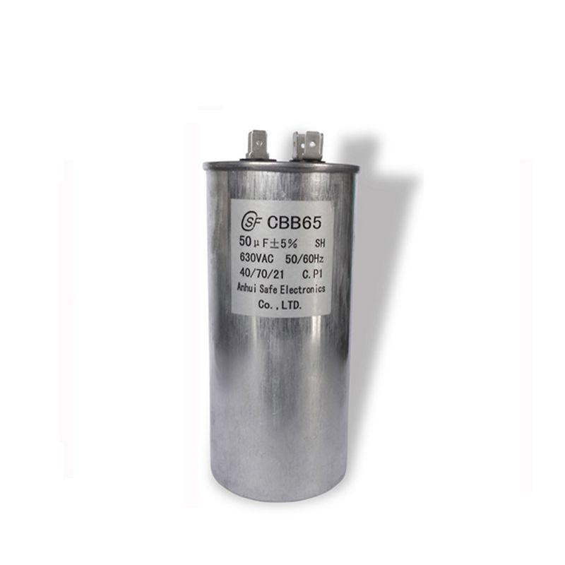 CBB65 Film Capacitor Air Conditioner Capcitor