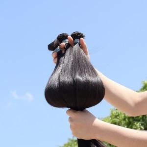 10A grade unprocessed peruvian virgin hair,remy hair peruvian hair extension human,peruvian human hair weft/piece