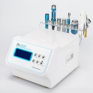 8 in 1 Skin Care Facial Machine Multi-Functional Hydra Personal Salon Beauty equipment