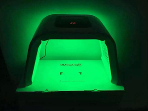 A0702 Popular skin care led pdt machine 4 in 1 omega light