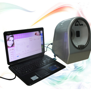 China best selling beauty machine: portable facial skin analyzer with high quality