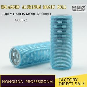 Factory price magic type hooks hair rollers loop hair rollers