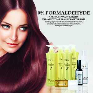 Factory products RE+5 brazilian keratin hair treatment,bulk hair care products