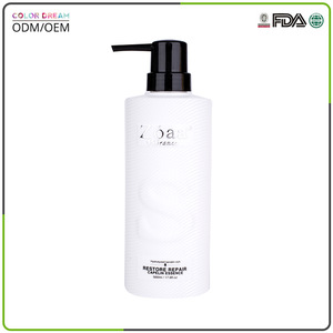 Natural nourishing home hair scales repairing essence hair conditioner 500ml