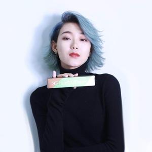 Permanent hair color hair dye factory 2018 hot ash color C