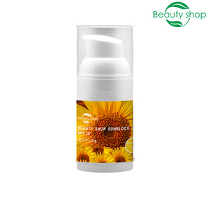 Private Label Sunscreen /Wholesale Sunblock Cream SPF30 30g