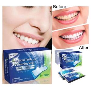 Teeth Whitening Dry Strips Need 3D Whitestrips , High Quality Teeth White Dry Strips