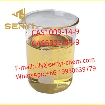 1-Phenyl-1-Pentanone CAS 1009-14-9 Valerophenone(E-mail:Lily@senyi-chem.com)