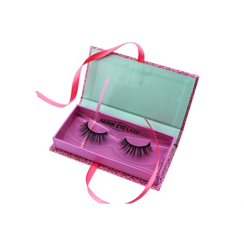 Quality 6D Natural Mink Eyelash Mink Lashes And Packaging