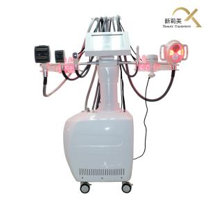 2021 Best sale v10 velabody shape ultrasound RF vacuum 40K cavitation body slimming machine