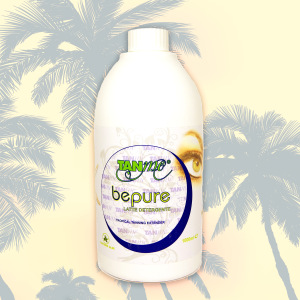 Be Pure Body Tanning Lotion