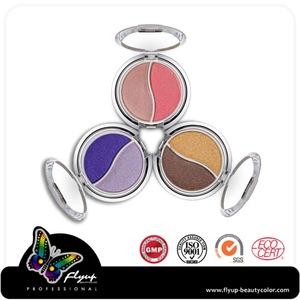 Fast supplier wholesale beauty shining makeup eye shadow