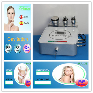 FDA approved tripolar rf cavitation equipment