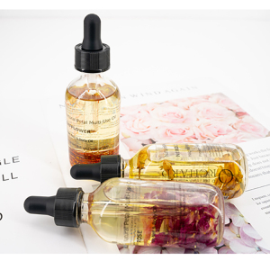 In stock AMAZON hot rose infused body and face oil multi use oil