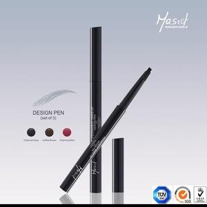 Mastor Permanent Makeup Tattoo Kit Anti Water Eyebrow Lip Pencil
