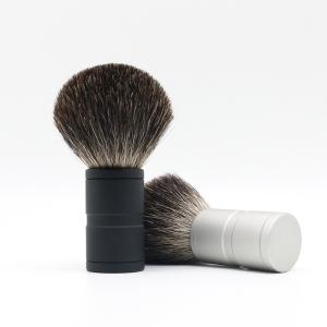 New Design Metal Handle Beard Shaving Brush Badger Hair Shaving Brush Mens Cleaning Shave Brush