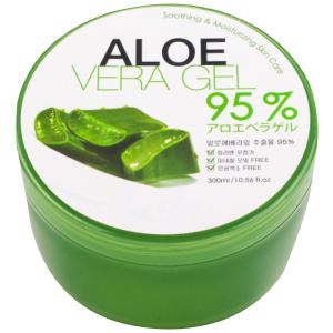 OEM Organic Aloe Vera Soothing Gel
