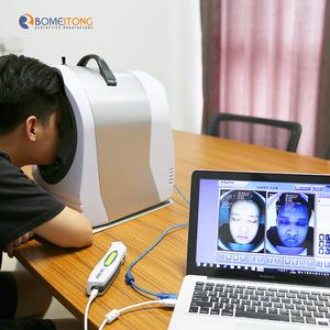 Professional 3D facial magic mirror skin analyzer