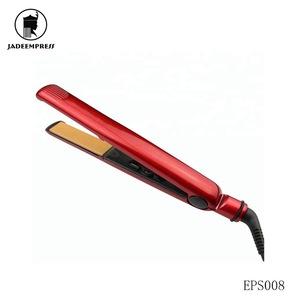 Professional ceramic hair straightener private label flat iron for perm machine EPS008