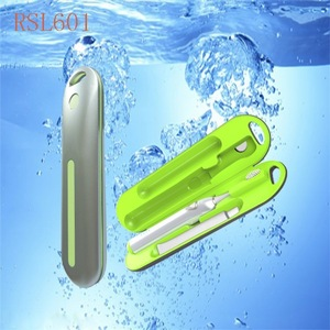 RLS601 charger case with uv toothbrush sterilizer travel