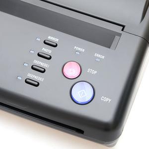 TC203 Hot Sale Tattoo Template Supply Transfer Stencil Machine Black Tattoo Thermal Copier